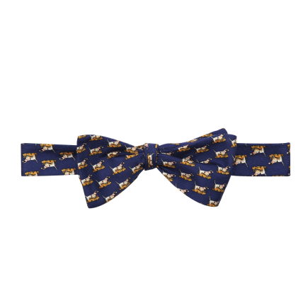 Wm. Lamb & Son - Pointer Bow - Cobalt